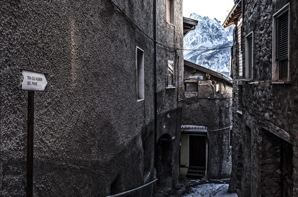 Il racconto dei villaggi di montagna