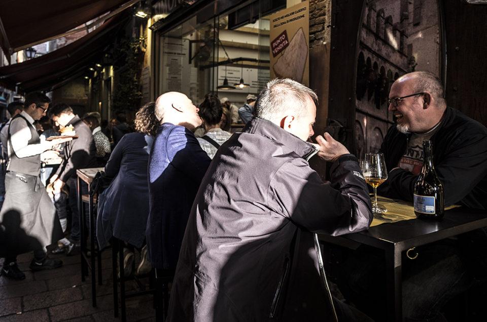 Il racconto del mangiare e bere bene