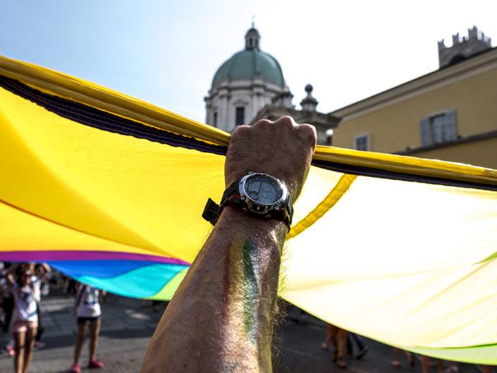Gay Pride - Brescia 17 giugno 2017