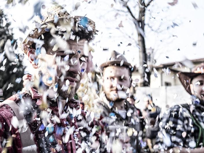 Coriandoli a pranzo - Carnevale 2018 (Chiari Erbusco)