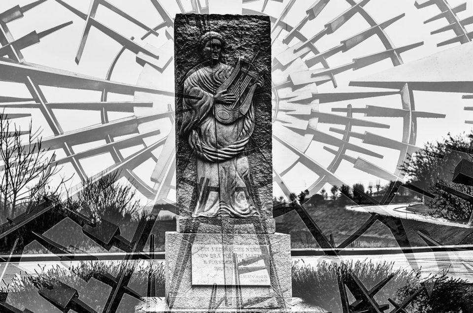 Il racconto del Sole di bronzo e del Nerone di pietra