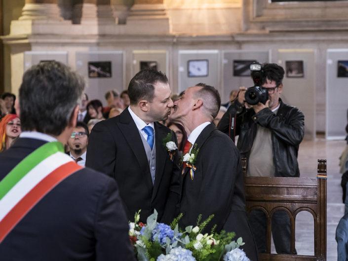 Luca e Stefano - Unione Civile