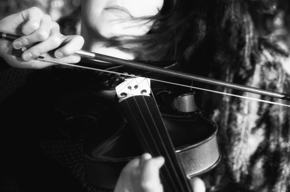 Il racconto del barbiere  che amava i violini